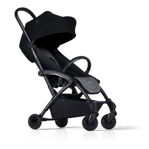 Bumprider Connect Black | Grey 2in1 Travel System