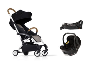 Bumprider Connect White | Beige 3in1 Travel System