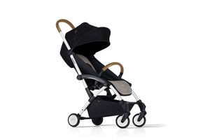 Bumprider Connect White | TWIN Beige 2in1 Travel System