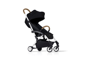Bumprider Connect White | TRIPLET Black 2in1 Travel System