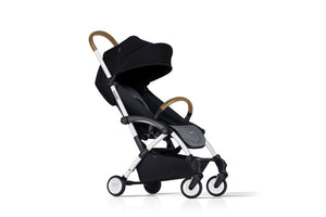 Bumprider Connect White | TWIN Grey 2in1 Travel System