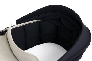 Bumprider Connect Black | Beige 3in1 Travel System