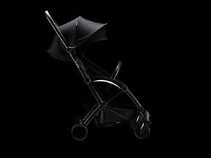 Bumprider Connect Black | TWIN Grey 2in1 Travel System