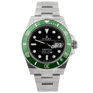 How to Wind and Set a Rolex