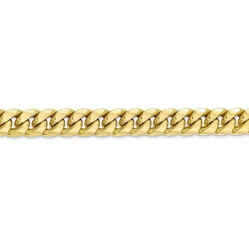 7.00mm Miami Cuban Chain - Happy Jewelers Fine Jewelry Lifetime Warranty