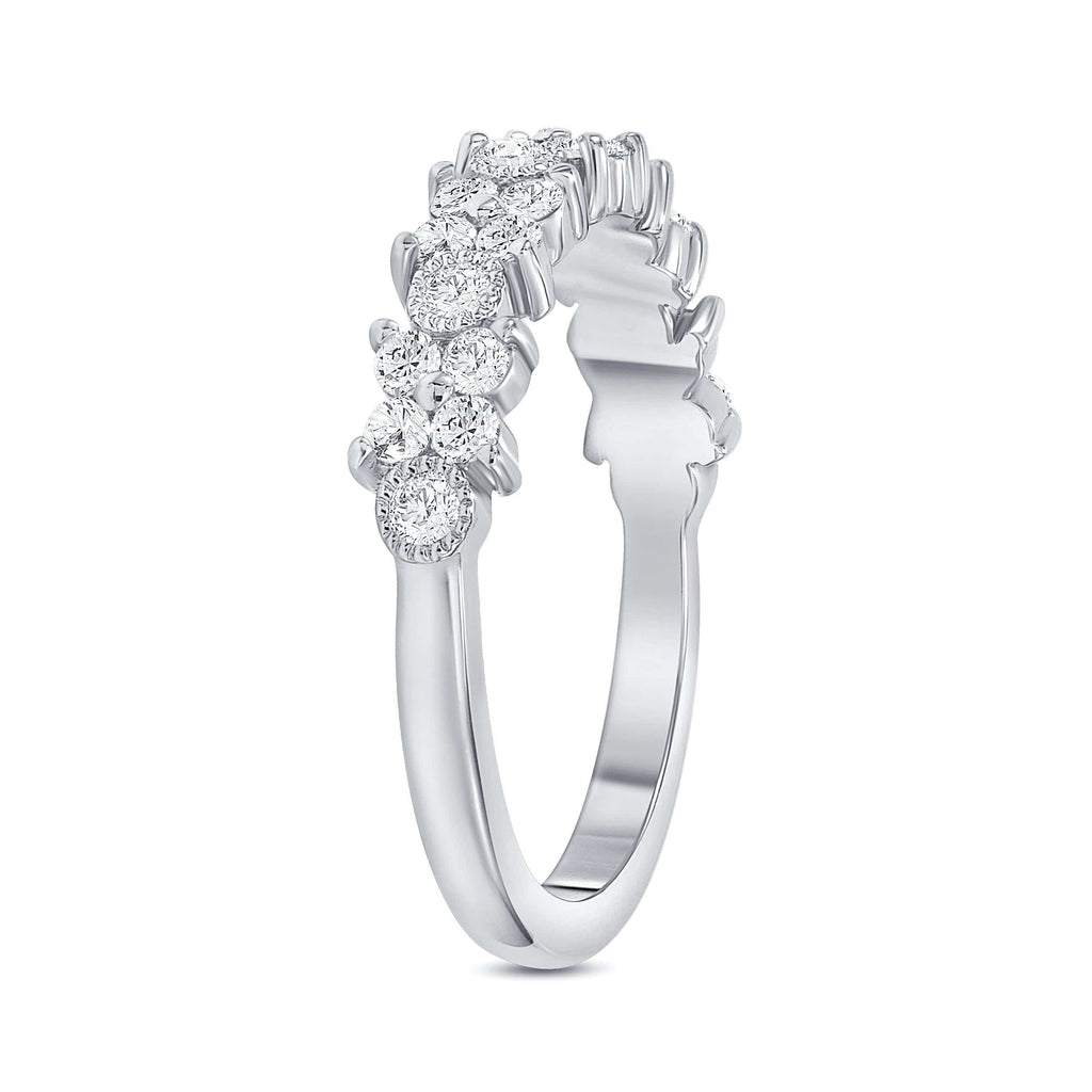 Diamond Daisy Ring - Happy Jewelers Fine Jewelry Lifetime Warranty