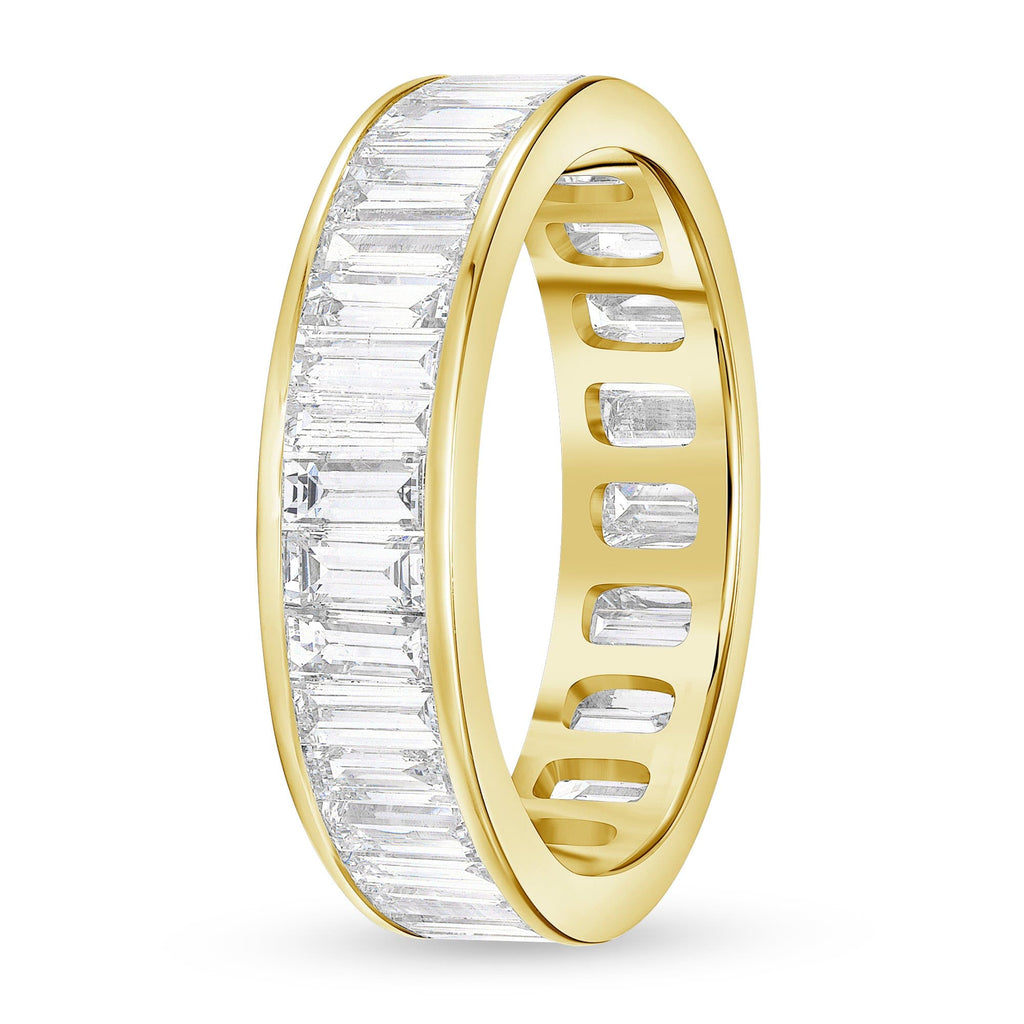 Eternity Baguette Ring - Happy Jewelers Fine Jewelry Lifetime Warranty