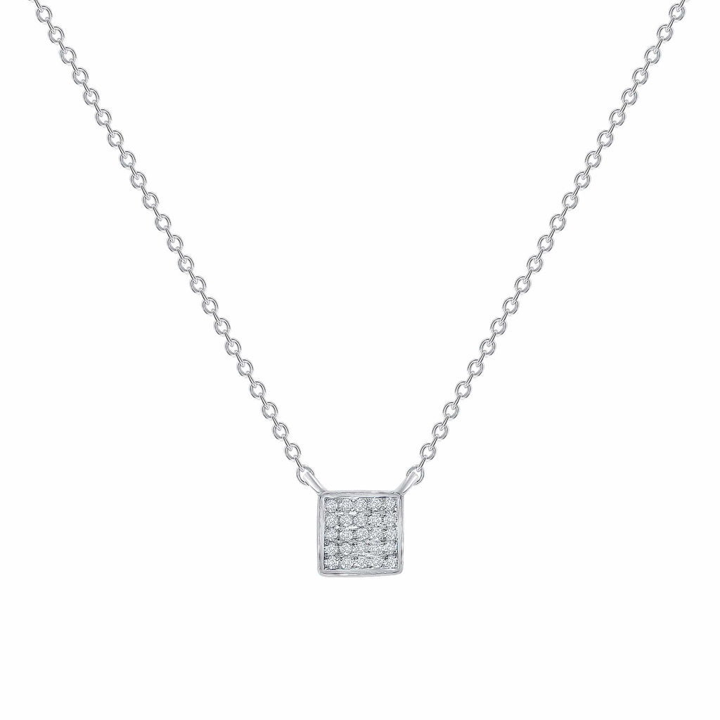The Sarah Necklace - Happy Jewelers Fine Jewelry Lifetime Warranty