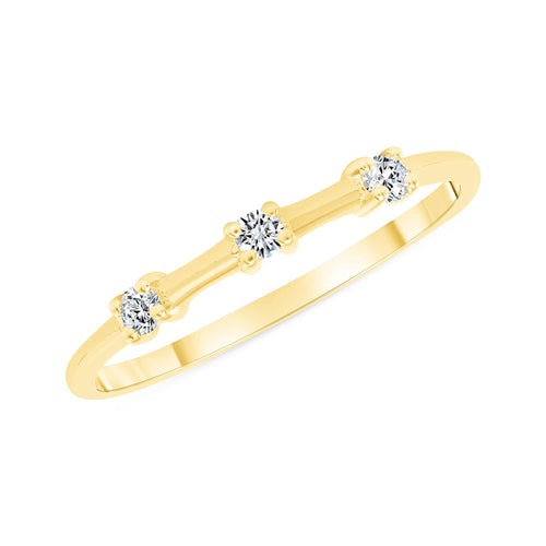 Un Deux Trois Ring - Happy Jewelers Fine Jewelry Lifetime Warranty