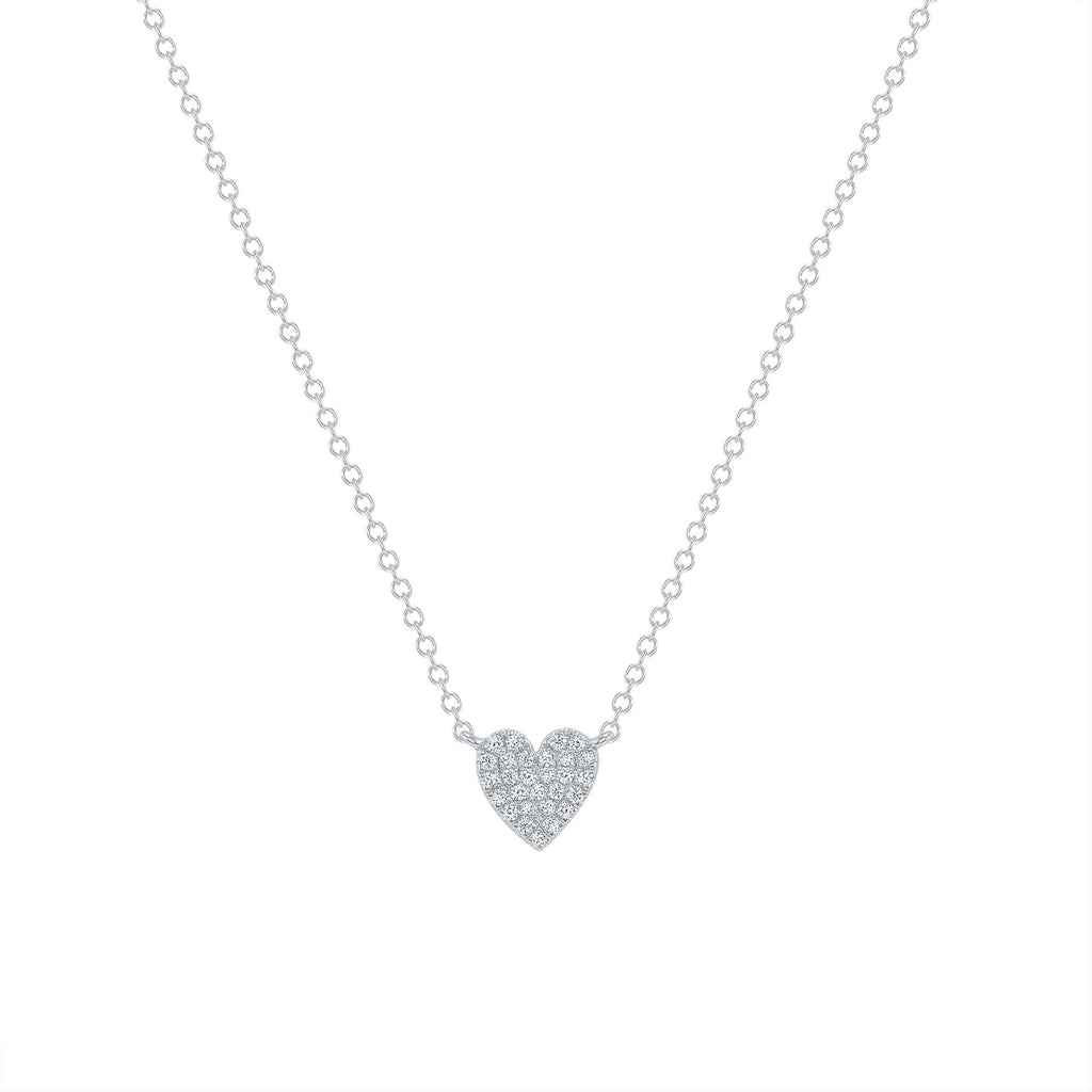 Mini Heart Necklace - Happy Jewelers Fine Jewelry Lifetime Warranty