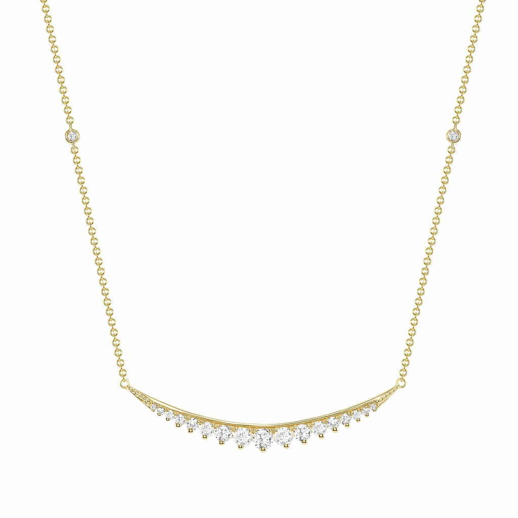 Tiara Necklace - Happy Jewelers Fine Jewelry Lifetime Warranty