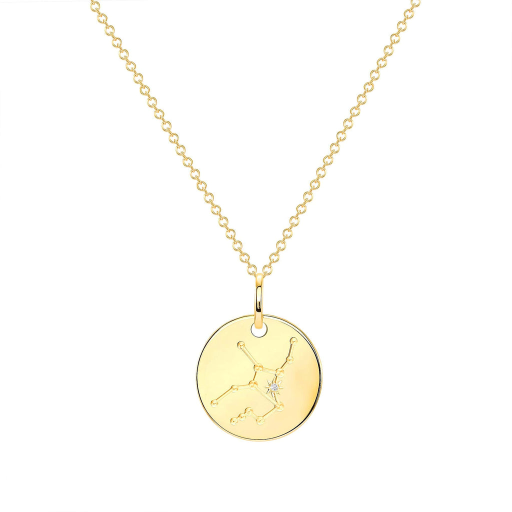 Zodiac Constellation Pendant - Happy Jewelers Fine Jewelry Lifetime Warranty