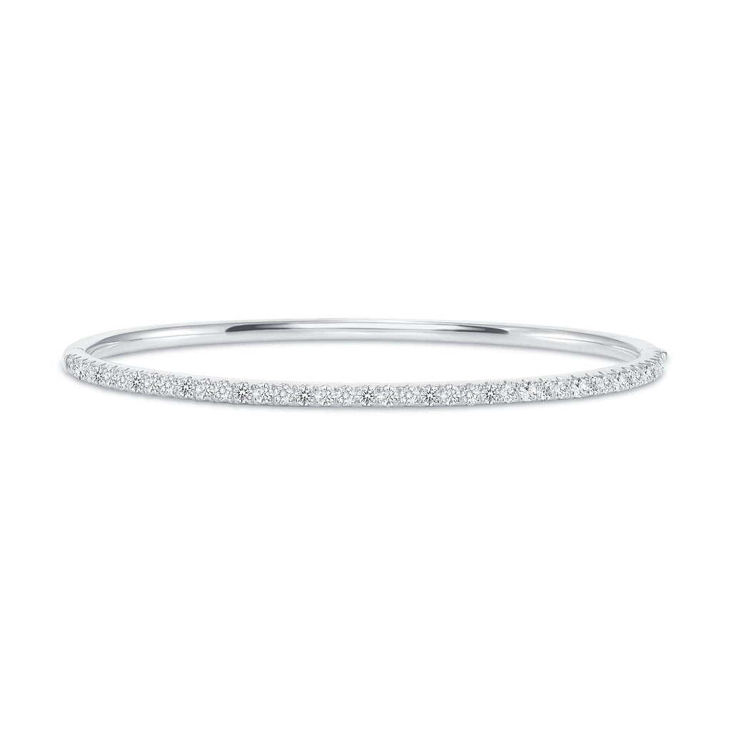 Diamond Bangle - Happy Jewelers Fine Jewelry Lifetime Warranty