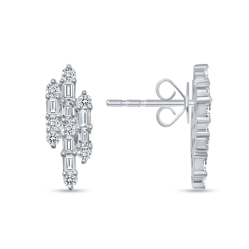 The Jenny Earrings - Happy Jewelers Fine Jewelry Lifetime Warranty