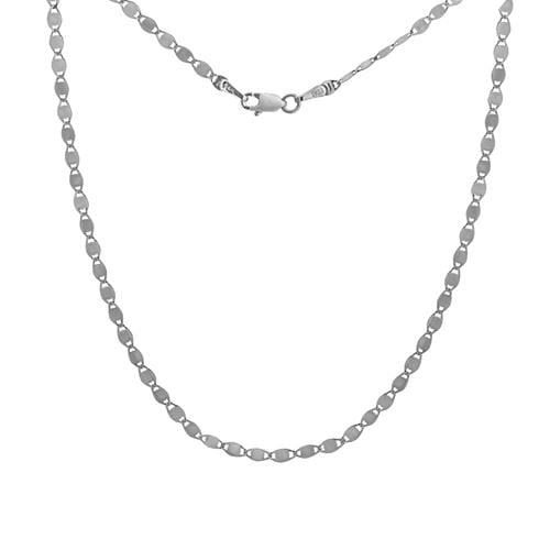2.7mm Marissa Chain Necklace - Happy Jewelers Fine Jewelry Lifetime Warranty