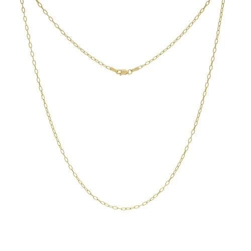 2.07mm Forzentina Chain Necklace - Happy Jewelers Fine Jewelry Lifetime Warranty