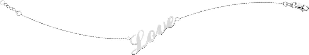 Give me Love Bracelet - Happy Jewelers Fine Jewelry Lifetime Warranty