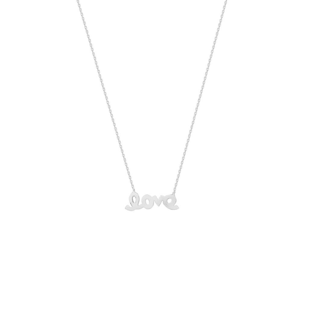 Mini Love Necklace - Happy Jewelers Fine Jewelry Lifetime Warranty