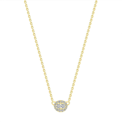 The Constance Necklace - Happy Jewelers Fine Jewelry Lifetime Warranty