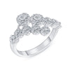 The Lily Ring - Happy Jewelers Fine Jewelry Lifetime Warranty