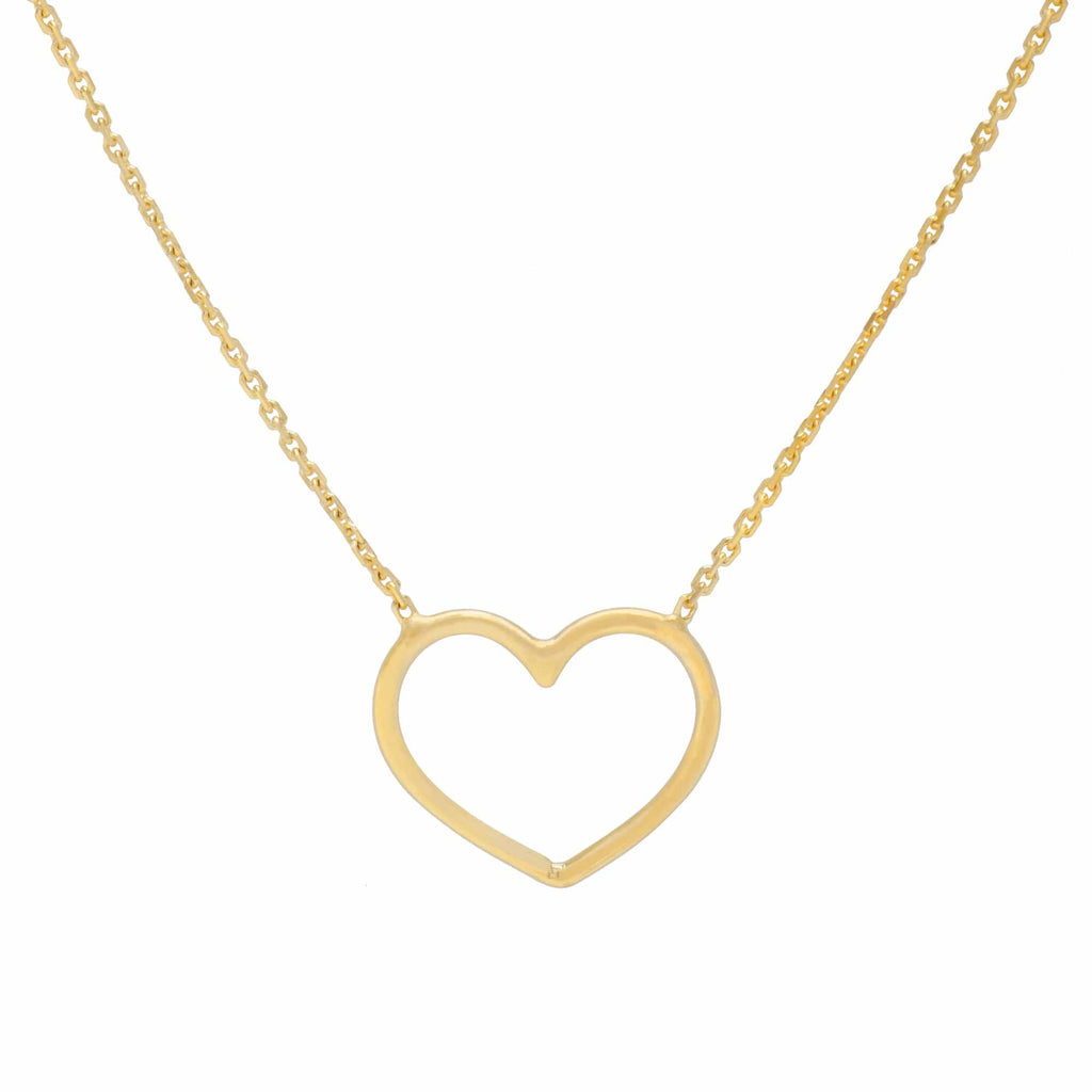 Heart Necklace - Happy Jewelers Fine Jewelry Lifetime Warranty