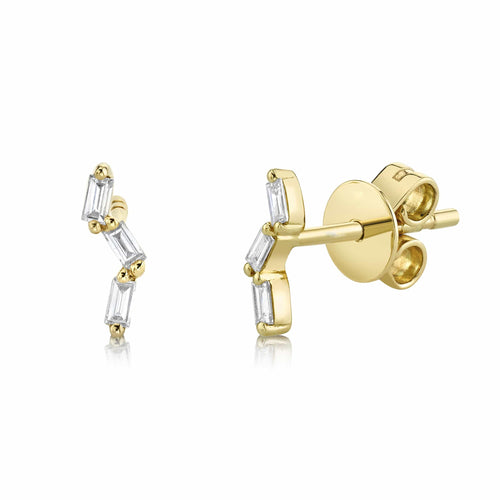 The Ella Earrings - Happy Jewelers Fine Jewelry Lifetime Warranty