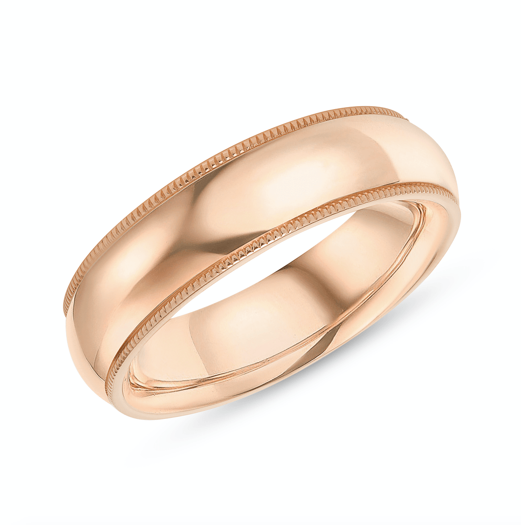 The Christopher Band - Happy Jewelers Fine Jewelry Lifetime Warranty