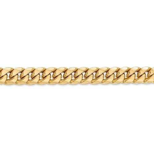 8.00mm Miami Cuban Chain - Happy Jewelers Fine Jewelry Lifetime Warranty