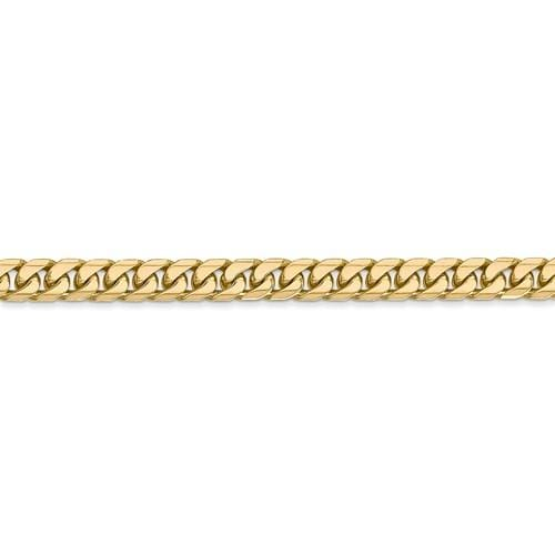 4.00mm Miami Cuban Chain - Happy Jewelers Fine Jewelry Lifetime Warranty