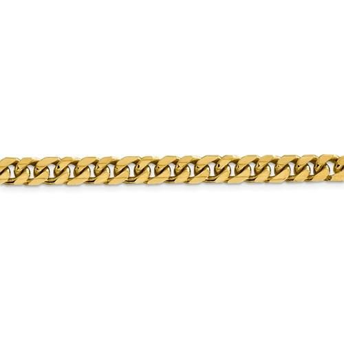 6.25mm Miami Cuban Chain - Happy Jewelers Fine Jewelry Lifetime Warranty