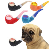 Tobacco Pipe Dog Toy - My Best Paw