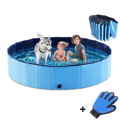 Pet Swimming Pool - My Best Paw