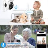 Smart Camera HD Wi-Fi [App Remote Control]
