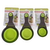 Folding Measuring Cup<br>[Also Bag Sealing Clip] - My Best Paw