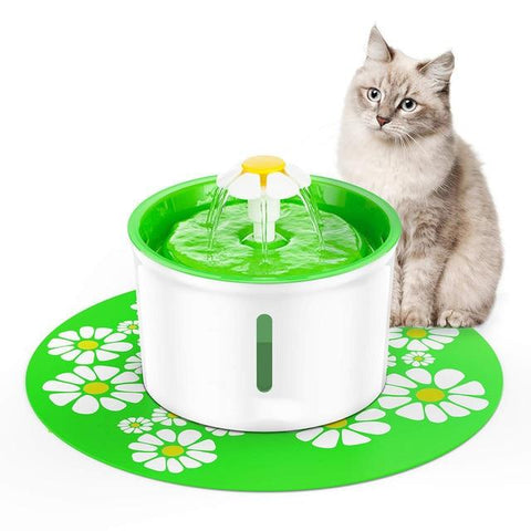 Automatic Water Fountain (1.6L) - My Best Paw