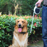 Retractable Dog Leash 3M 4M 5M 7M [For All Breeds]