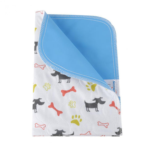 Dog Textile Pee Pads<br>[Reusable] - My Best Paw