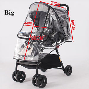 Wubbies Stroller Cover