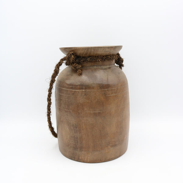 Vintage Himalayan Oil Pot