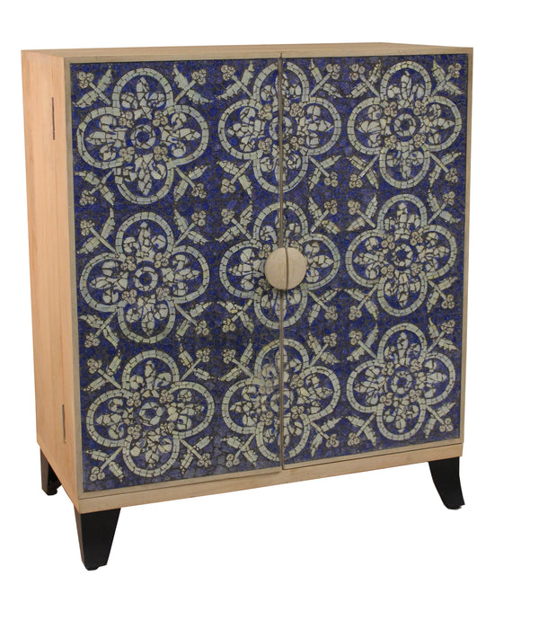 Mosaic Side Tables