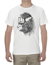 Load image into Gallery viewer, Orangutan T-Shirt - Black