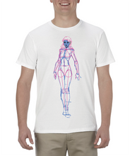 Load image into Gallery viewer, How To T-Shirt - White