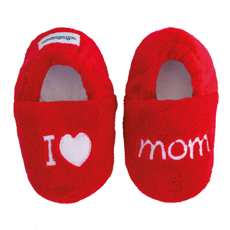 Pantuflas I love mom