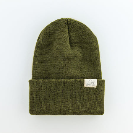 MOSS INFANT/TODDLER BEANIE