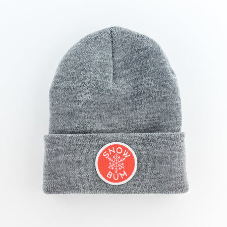 SNOW BUM YOUTH/ADULT BEANIE