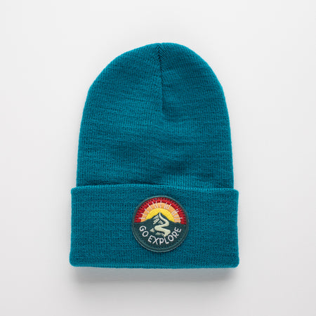 GO EXPLORE INFANT/TODDLER BEANIE