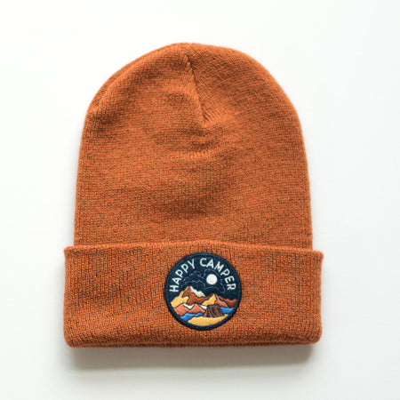 HAPPY CAMPER INFANT/TODDLER BEANIE