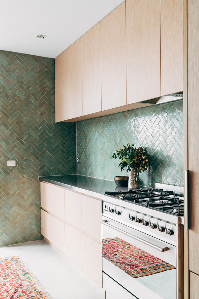 Our Top Tips on How to Create a Timeless Kitchen using Handmade Tiles