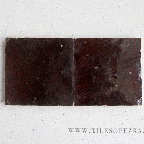 Chocolate Individual Tile Sample