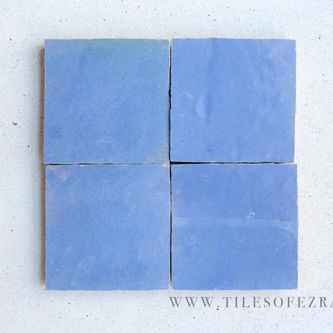 Chefchaouen Individual Sample tile